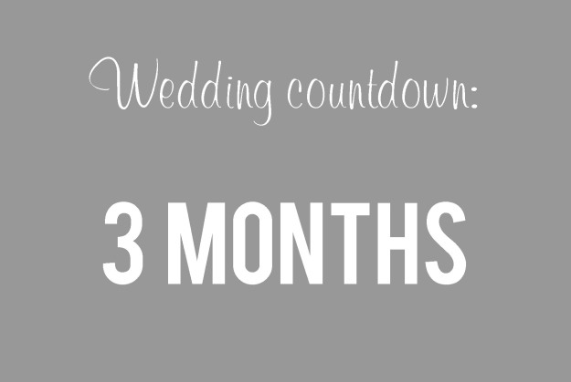 weddingcountdown3months